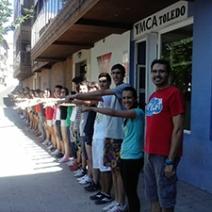 Escuela animación Juvenil YMCA en Toledo 2015