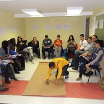 Escuela de tiempo libre Valladolid 2015
